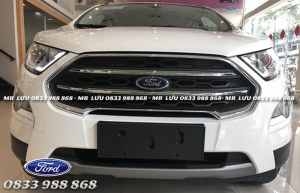 FORD ECOSPORTE AMBIANT AT