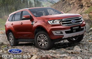 FORD EVEREST AMBIANTE AT