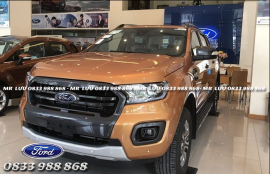 FORD RANGER WILDTRAK 4X2
